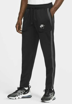 Nike Sportswear - Jogginghose - black/dark smoke grey/white/white