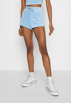 Juicy Couture - TAMIA TRACK - Shorts - powder blue