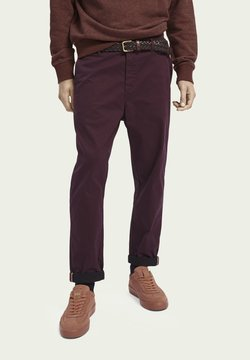 Scotch & Soda - FAVE - Chinot - bordeaubergine