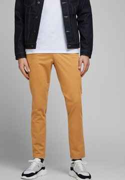 Jack & Jones - MARCO - Chinot - bone brown