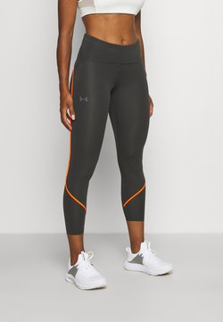 Under Armour - FLY FAST - Tights - grey