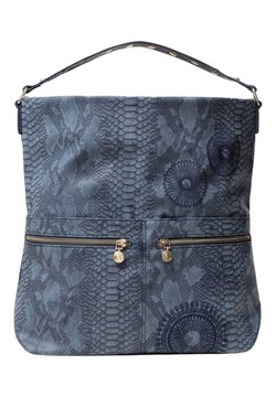 Desigual - Shopping bag - blue