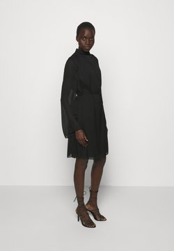 PS Paul Smith - WOMENS DRESS - Sukienka koktajlowa - black