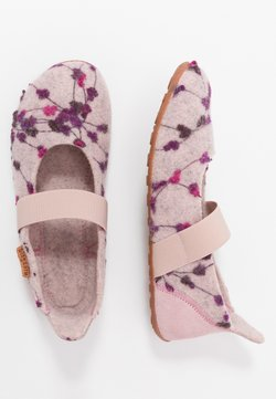 Bisgaard - BALLET HOME SHOE - Chaussons - rose