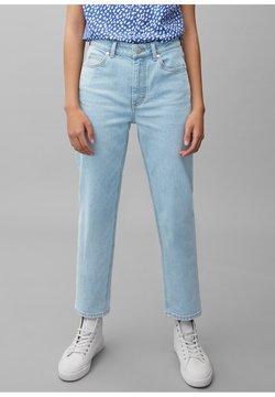 Marc O'Polo DENIM - Jeans Straight Leg - multi/bleached blue