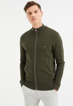 WE Fashion - Cardigan - army green