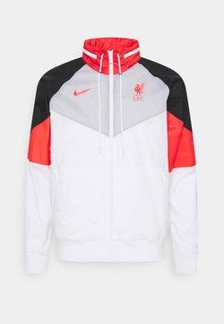 Nike Performance - LIVERPOOL FC - Club wear - white/wolf grey/black