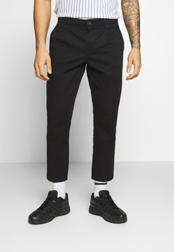 Only & Sons - ONSCAM CROPPED - Chinot - black