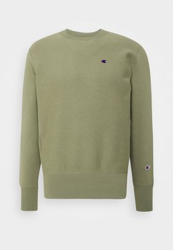 Champion Reverse Weave - CREWNECK  - Sweater - olive