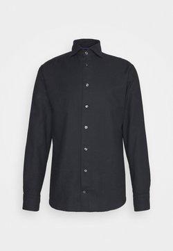 Eton - SLIM SOFT MICRO WOVEN SHIRT - Camicia elegante - black