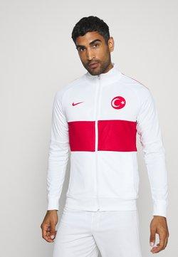 Nike Performance - TÜRKEI - Nationalmannschaft - white/sport red