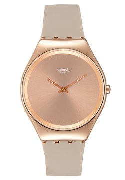 Swatch - SKINROSE - Montre - rose