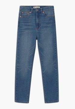 Levi's® - RIBCAGE  - Straight leg jeans - light-blue denim