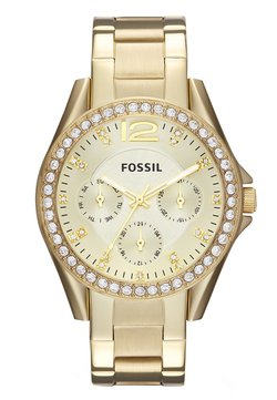 Fossil - RILEY - Montre - gold-coloured
