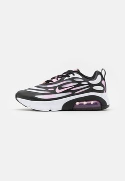 Nike Sportswear - AIR MAX EXOSENSE - Sneakersy niskie - white/light arctic pink/black/dark sulfur