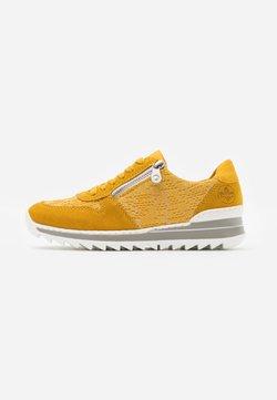 Rieker - Sneakers - mais/gelb/silber