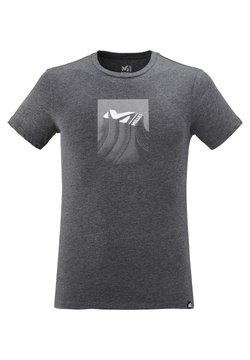 Millet - T-shirt imprimé - noir