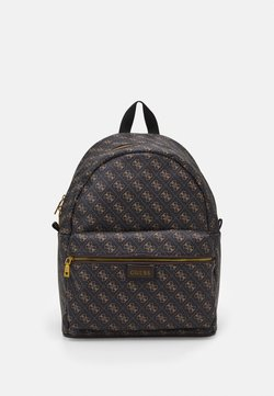 Guess - VEZZOLA BACKPACK UNISEX - Sac à dos - dark brown