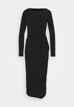 Ilse Jacobsen - NICE DRESS LONG - Cocktailkleid/festliches Kleid - black