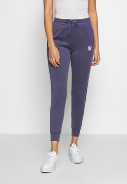 SIKSILK - FADE RUNNER TRACK PANTS - Jogginghose - night shadow