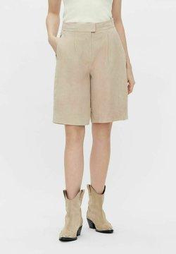 YAS - Shorts - white pepper