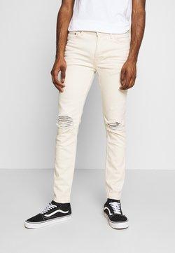 Topman - ECRU - Jeans Skinny Fit - ecru