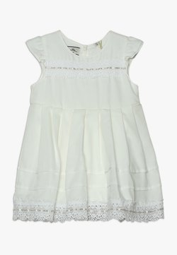 Sanetta fiftyseven - DRESS - Vestito elegante - ivory