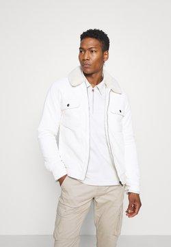 Topman - HANBURY - Light jacket - ecru