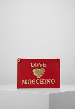 Love Moschino - Clutch - red