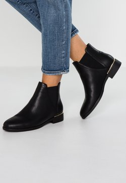Anna Field Wide Fit - WIDE FIT - Boots à talons - black