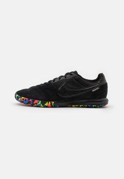 Nike Performance - PREMIER II SALA IC - Zaalvoetbalschoenen - black