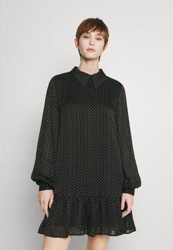 JDY - JDYRENNA ABOVE KNEE DRESS - Kjole - black/white