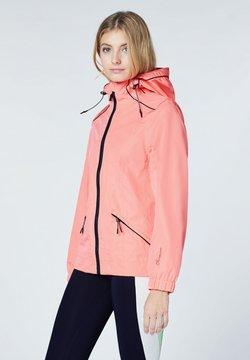Chiemsee - Winterjacke - neon pink