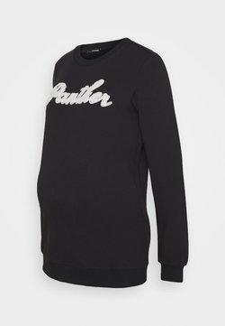 Supermom - PANTHER - Sweatshirt - black