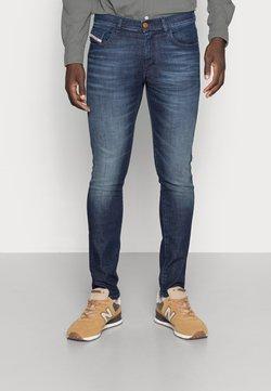 Diesel - Straight leg jeans - blue denim