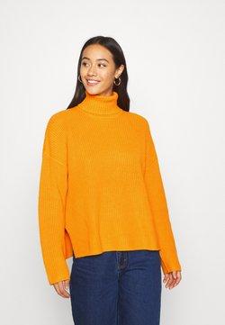 Monki - DOSA  - Jersey de punto - yellow