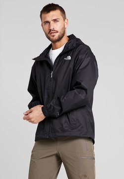 The North Face - MENS QUEST JACKET - Hardshelljacke - black
