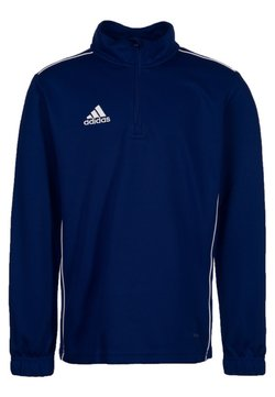 adidas Performance - CORE 18 TRAINING TOP - Tekninen urheilupaita - dark blue
