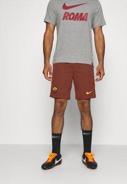 Nike Performance - AS ROM SHORT HOME - Pantalón corto de deporte - team crimson/university gold