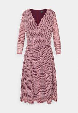 Esprit Collection - DRESS - Day dress - garnet red