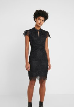 Three Floor - EXPRESSION DRESS - Cocktail dress / Party dress - black