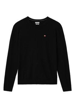 Napapijri - Jersey de punto - black