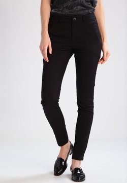 Kaffe - VERA - Trousers - black deep