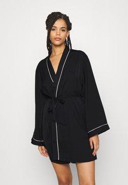 Anna Field - AMANDA DRESSING GOWN  - Peignoir - black
