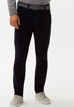 BRAX - STYLE COOPER FANCY - Broek - navy