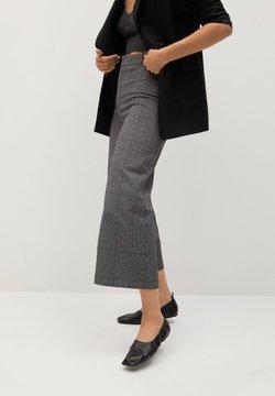 Mango - CLEAN - Shorts - gris
