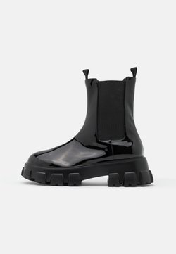 Nly by Nelly - BITE IT CHELSEA BOOT - Plateaustiefelette - black