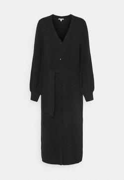 Esprit - LONG DRESS - Maxikleid - black
