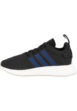 adidas Originals - NMD_R2 W - Sneaker low - core black-nobleindigo