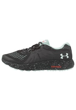 Under Armour - CHARGED BANDIT TRAIL - Trail hardloopschoenen - jet gray